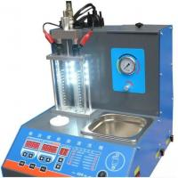 China Ultrasonic Fuel Injector Tester And Cleaner Machine For Motorcycles / Car on sale