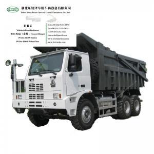 Quality Sinotruk HOWO 70ton Mine Dump Truck U-Box Tipper Truck WhsApp:+8615271357675 for sale
