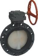 Quality Butterfly Valve /Plastic Valves/PVC butterfly valve/Thermoplastic butterfly valve for sale