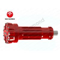 Quality ISO9001 DTH Drill Ballistic Button Bits Large Impacting Force for sale