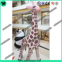 Buy 6m High Inflatable Giraffe,Inflatable Giraffe Cartoon, Giraffe Animal Inflatable at wholesale prices