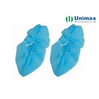 Quality Medical 4.0g/Pc Disposable Polythene Shoe Cover For Hospitals for sale