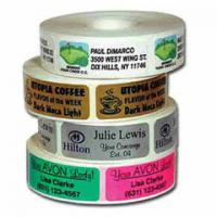 Quality waterproof adhesive label maker for sale