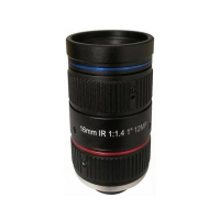 """Quality 1"""" 16mm F1.4 12Megapixel Low Distortion C Mount ITS Lens with IR Collection, Traffic Monitoring Lens for sale"""