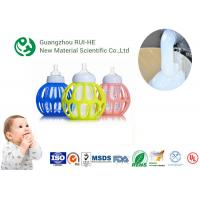 Quality Nipple Liquid Silicone Rubber Food Grade RH5350 - 40 High Transparency  for Baby Supplies for sale