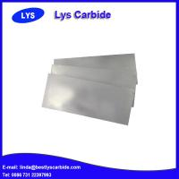 Quality 99.95% High Purity tungsten plate / tungsten carbide plates for sale