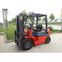 Quality Solid Tyre Diesel Forklift Truck 1T 3m With Isuzu Engine Or Xinchai NB485BPG Engine for sale