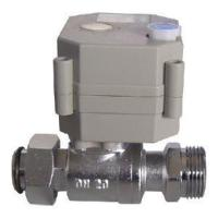 Quality 2 Way Male Thread Motorized Valve for Automatic Control (T20-N2-B) for sale