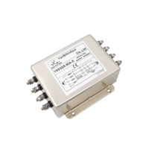 Quality 50A 3 Phase EMI Filter Emi Suppression Filters For VFD Inverter for sale