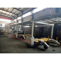 Quality Used Width 2200mm Diameter 1500mm Hydraulic Shaftless Mill Roll Stand for sale