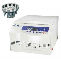 Buy Microprocessor Control Serum Centrifuge Machine TD4-1 With Brushless AC Motor at wholesale prices