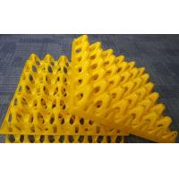 Quality Cheap Plastic Chicken Egg trays for sale for sale