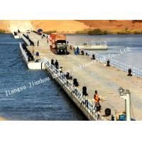 Quality Flying Portable Pre-assembled Floating Bridge Panel Procurement from Road Highway Administration for sale