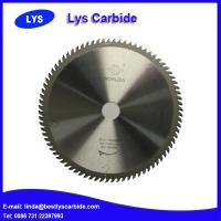 Quality Tungsten carbide tipped saw blades for sale