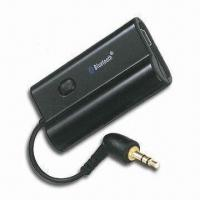 China Bluetooth Dongle with Dual Connection to PC/Audios via Mini USB Port/Stereo 3.5mm Pin on sale