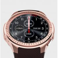 Buy cheap Stainless Steel LED smart watch made by senior designers size 53*48*13.6mm from wholesalers
