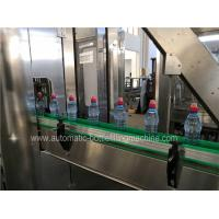 Quality Beverage Carbonated Drink Filling Machine / Soft Drink Making Machines Production Line for sale