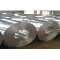 Quality Hot Dipping Cold Rolled Galvalume Steel Coil High Tension For Garage Door for sale