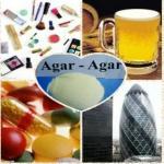 Quality Natural Food additives-Agar Agar powder for sale