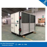 Quality Hotel Clean Room Air Handling Units Different Configurations For Choices for sale