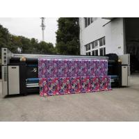 Quality Large Format Sublimation Fabric Printing Machine High Precison For Flag / Poster for sale