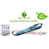 Quality Event Staff Lanyards / Safety Release Lanyards With Heat Transfer Printing for sale