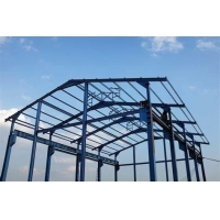 Quality 15*30M H Beams And Columns Warehouse Steel Structure With Painting for sale