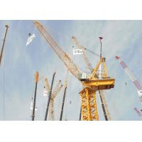 Quality 100 Ton 76m Luffing Tower Crane For Building Construction XGTL1600/1600II for sale
