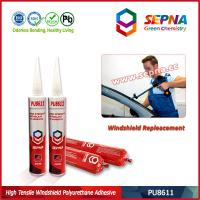 Quality Car bus and truck front glass bonding urethane adhesive and sealant for sale