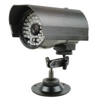 Buy cheap Auto White Balance CDS IR Bullet Cameras PAL / NTSC Long Distance 100-120m from wholesalers