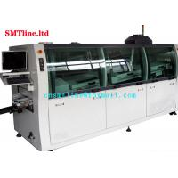 Buy CNSMT Lead Free Dual SMT Wave Soldering Machine Streamlined Design 1300KG Weight at wholesale prices