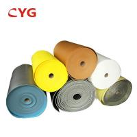 Quality Sound Proof Self Adhesive Insulation Foam Floor Insulation Acoustic Pe Recyclable for sale