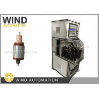 Buy cheap Auto Starting Motor Armature Testing Machine For Slots Below 36 from wholesalers