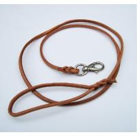 Quality 2012 new fashion color Europ style leather pet collars for sale