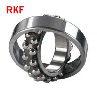 Quality Double Row Self-Aligning Ball Bearing SKF 2200 E-2RS1TN9 for sale