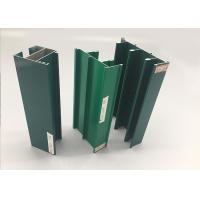 Quality High Precision Furniture Powder Coated Aluminum Channel Alloy 6063 6061 T5 T6 for sale