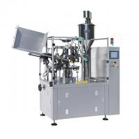 Quality Automatic High Speed Tube Filling & Sealing Machine For Plastic Tube And Laminated Tube for sale
