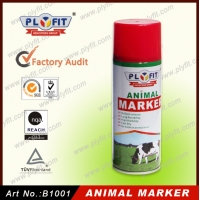 Quality OEM 500ml Fluorescent Animal Marking Paint For Sheep Pig Cow for sale