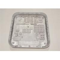 Quality Personalized Aluminum Die Casting Auto Parts Cover OEM / ODM Available for sale