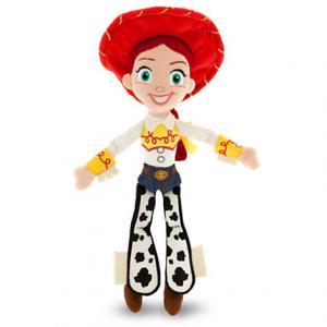 Toy Story 3 Jessie Action Figure Disney Plush Toys with Customize Logo