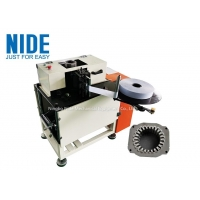 Quality Automobile Induction Motor Stator 380V Winding Inserting Machine Automatic for sale