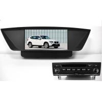 Car dvd for BMW X1 E84 (2009-2013) with 8 Inch Digital Screen 3D WIFI Android