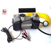 Quality Car Tire Pump Inflator 30mm Double Cylinders for sale