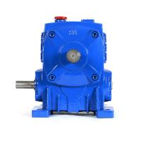 Quality WPWKA175 Ratio 20/40 chain drive gear box 24v dc gear motor for sale