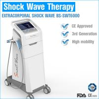 China Shock wave physical therapy equipment for sport injuries on sale