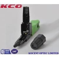 China SC/APC Fast Connector 0.9mm Bare Fiber Quick Assembly Connector for FTTH GPON EPON wholesale