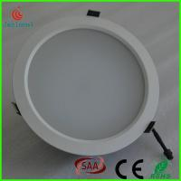 China High quality aluminum 240v saa approval 20w 6000k dimmable led downlight with 165mm cut out wholesale