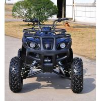 Quality Black 150CC EEC Quad Bike With Reverse And Rear Mirriors For Adult for sale