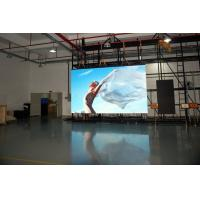 Quality Small Pixel Pitch Full Color LED Module High Resolution 250mm * 250mm Energy Saving for sale