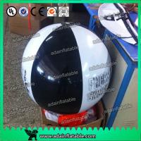 Quality Colorful PVC Plastic Inflatable Beach Balls Custom Promotional Products for sale